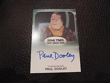 2014 Star Trek Aliens - Paul Dooley as Enabran Tain Autograph Card