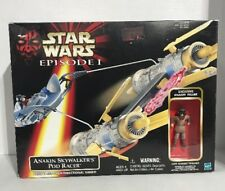 Star Wars Episode 1 Anakin Skywalker Pod Racer w Exclusive Anakin 1998