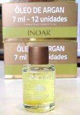 INOAR Argan Oil 7ml Hair Shine Protecter Vitamin Hydration Purpose, Anti-Frizz