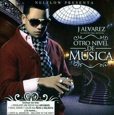 J Alvarez - Otro Nivel de Musica [New CD] Argentina - Import