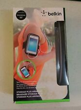 "Belkin Storage Plus Armband fits 5.5"" Smartphones Black (#6)"