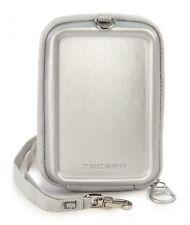 Tucano Alucase aluminum hard case compact digital camera, silver