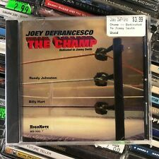 JOEY DEFRANCESCO The Champ [CD, vg cond.] FREE shipping!!