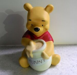 "Disney ""Winnie The Pooh with Hunny Poy"" Excellent Condition, Pre Owned"