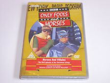 Only Fools And Horses - Heroes & Villains NEW / SEALED GENUINE UK (Region 2) DVD