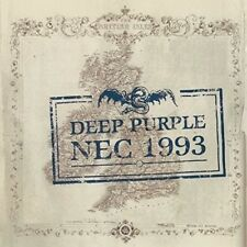 DEEP PURPLE - LIVE AT THE NEC 1993  CD NEW+