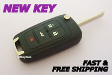 OEM GM CHEVROLET keyless entry remote fob transmitter 13500222 +UNCUT KEY BLADE