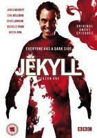 Jekyll Uncut James Nesbitt Gina Bellman Denis Lawson BBC GB 2 Disco Set DVD New
