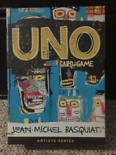 UNO® Artiste Series No. 1, UNO® Card Game Featuring Jean-Michel Basquiat