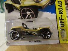 Hot Wheels Meyers Manx Hw Off-Road Gold