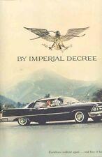 1959 Chrysler Imperial Decree Sales Brochure mw4426-UJHX6O
