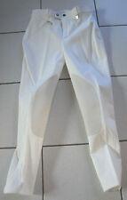 Cavallo Kinderreithose,weiß, Kniebesatz, Gr.176,London (3087)