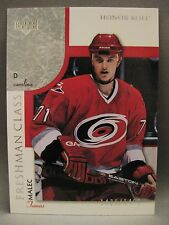 TOMAS MALEC 2002-03 UPPER DECK HONOR ROLL RC #1429/1499 CAROLINA HURRICANES