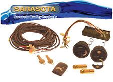 STRKIT-SS 12v Electric RF Locking Starter Kit, Marine,Boat