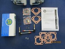 VOLVO P1800 HS6 SU TWIN CARB SERVICE KIT HS6