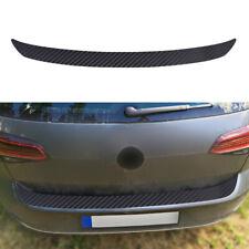 Rear Bumper Protection Carbon Fiber Sticker For MK7 Golf GTI Car Styling