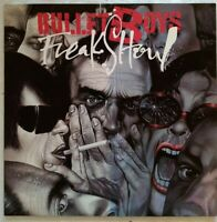 "BULLETBOYS⚠️Mint-  1991-12""Vinyl LP-'Freak Show""-7599261681-Germany"