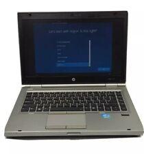 New listing Hp Elitebook 8470P Laptop 00006000  Intel-i5-3210m 8Gb 500Gb Sshd Win 10 Pro #D2