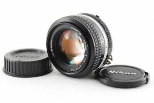 Excellent++ Nikon Ai NIKKOR 50mm f/1.4 Manual Focus Lens from Japan