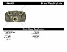 Drum Brake Wheel Cylinder-Drum Rear Centric 135.66014