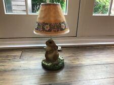 United Design Vintage Bunny Rabbit Lamp Rare