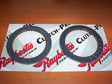 C4 C5 Raybestos Blue Plate Special Friction Clutch Plate Module Kit 1965-1986 HD