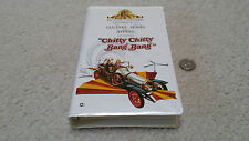 VHS Ian Fleming's Chitty Chitty Bang Bang, 1968/1994, 147 minutes, Color, G, FS