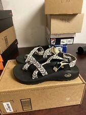 Chaco Womens Zcloud 2 Black Noir Sandals Size 10 W 434