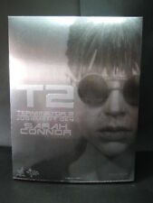 """HOT TOYS MMS119 Terminator 2 T2 JUDGMENT DAY SARAH CONNOR 12"""" ACTION FIGURE"""