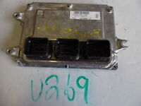 11 12 13 HONDA FIT GASOLINE AT COMPUTER BRAIN ENGINE CONTROL ECU ECM MODULE U269