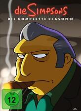 Die Simpsons - Season 18  [4 DVDs] (2017)