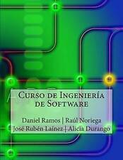 NEW Curso de Ingeniería de Software (Spanish Edition) by Daniel Ramos