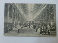 Barnstaple Market Vintage Postcard Devon