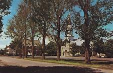 Église SAINT-BENOIT Comté Deux-Montagnes Quebec Canada Studio Beauchamp Postcard