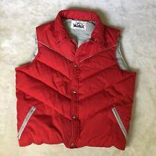 Men's WOOLRICH Down Puffer Vest ~ Vintage ~ Size Medium