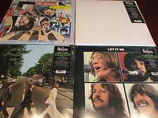 BEATLES ANTHOLOGY 3 RARE USA CAPITOL RECORDS RELEASE + 3 180 GRAM'S  7 LP SET