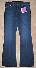 Calvin Klein Jeans. True Flare. Size W5 Long. 98% Cotton. NWT