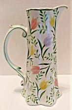 New ListingBeautiful Andrea By Sadek. Pitcher Vase
