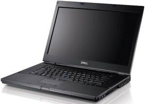 """CHEAP LAPTOP DELL LATITUDE E6410 14.1"""" i5 4GB RAM 500GB HDD WIN 10 WIFI"""