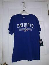 New England Patriots  football Pats T-Shirt NFL patriot  Shirt NEW - Large