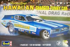 Revell 85-4082 - 1/16 Roland Leong ´S Hawaiian Dodge Charger Funny Car - New