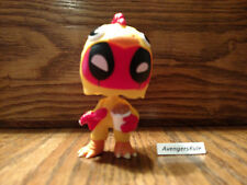 Deadpool Playtime Bobble-Head Mystery Minis Vinyl Figures Chicken Suit 1/6