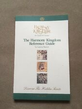 Rare Harmony Kingdom First Edition Reference Guide 1998 126 Color Pages New