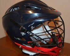 Cascade Pro 7 Lacrosse Helmet - Dark Navy Blue