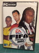 PC CD ROM Fifa Football 2003 TOTALMENTE EN CASTELLANO