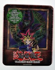 Yu-Gi-Oh 2003 Dark Magician New Collector Tin Factory sealed Rare Mint cond