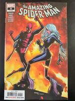 The AMAZING SPIDER-MAN #9a (2019 MARVEL Comics) ~ VF/NM Book