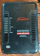 NETGEAR MODEL 7550 Frontier DSL Internet MODEL ROUTER w/Power Cord & Cables
