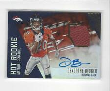 2016 Phoenix Hot Rookie Devontae Booker AUTOGRAPH BALL Broncos /199