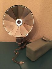 Vintage Camera FLASH ~ PRO 3 WAY  Expandible Collapsible  Photography Home Decor